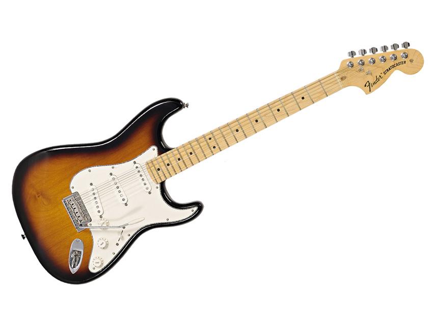 Fender American Special Stratocaster review | MusicRadar