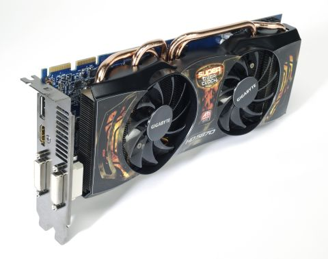 Gigabyte HD 5870 Super Overclock Edition
