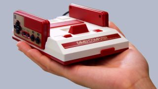 Nintendo shrinks another classic console, and we want one