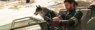 Metal Gear Solid 5 The Phantom Pain Slide
