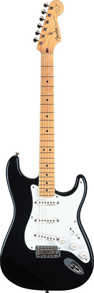 Fender's Eric Clapton Signature model