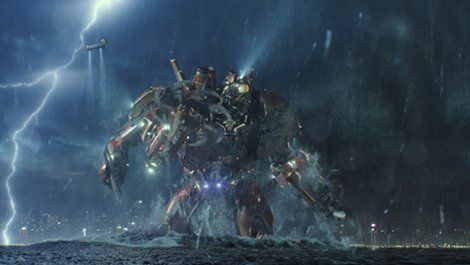 Pacific Rim lands record-breaking opening in China