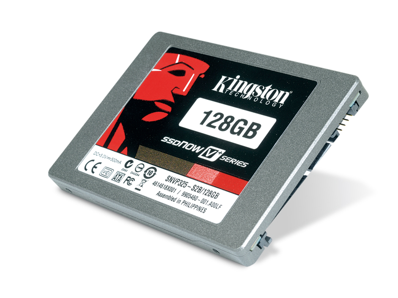 Kingston SSDNOW V+ Gen 2 128GB review | TechRadar