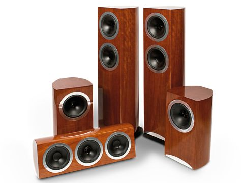 Tannoy Definition 5.1 System