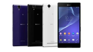 Sony offers big screens and big tunes with Xperia T2 Ultra and Xperia E1