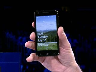 Look - it's by Samsung and thin... must be the Galaxy S2 Windows Phone
