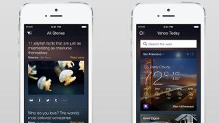 Yahoo Mail for iPhone adds personalised News section and a Google Now clone
