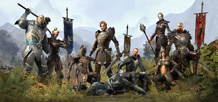 How to pick your class in The Elder Scrolls Online | GamesRadar+