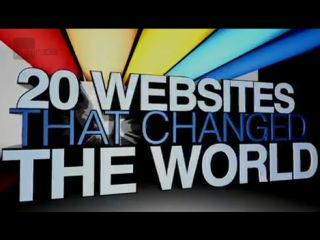 Video The 20 websites that changed the world