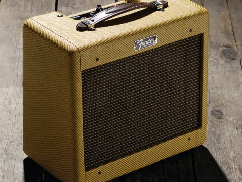Fender Tweed Amp >> Fender 1957 Tweed Champ Combo Musicradar