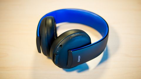PlayStation Gold Wireless Stereo Headset review  c9ea0ff7b9