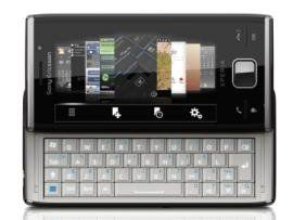 Sony Ericsson Xperia X2 delayed