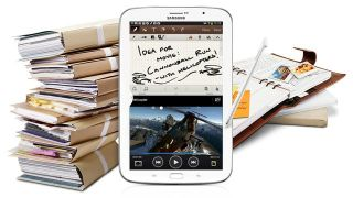 Why Multi Window is a killer tablet app on the GALAXY Note 8 0