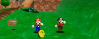 Super Mario 64 emulator co-op mod