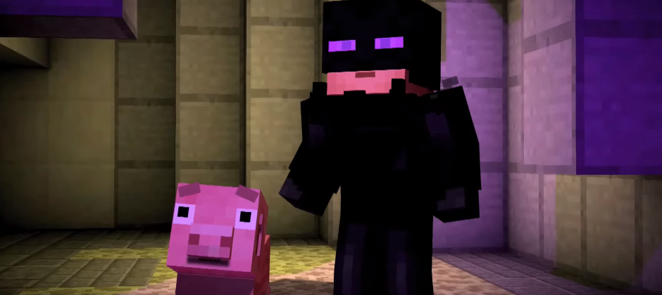 Minecraft Story Mode Episode 3 Trailer Reveals November 24