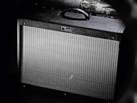 The world's favourite amp has been given a few changes.