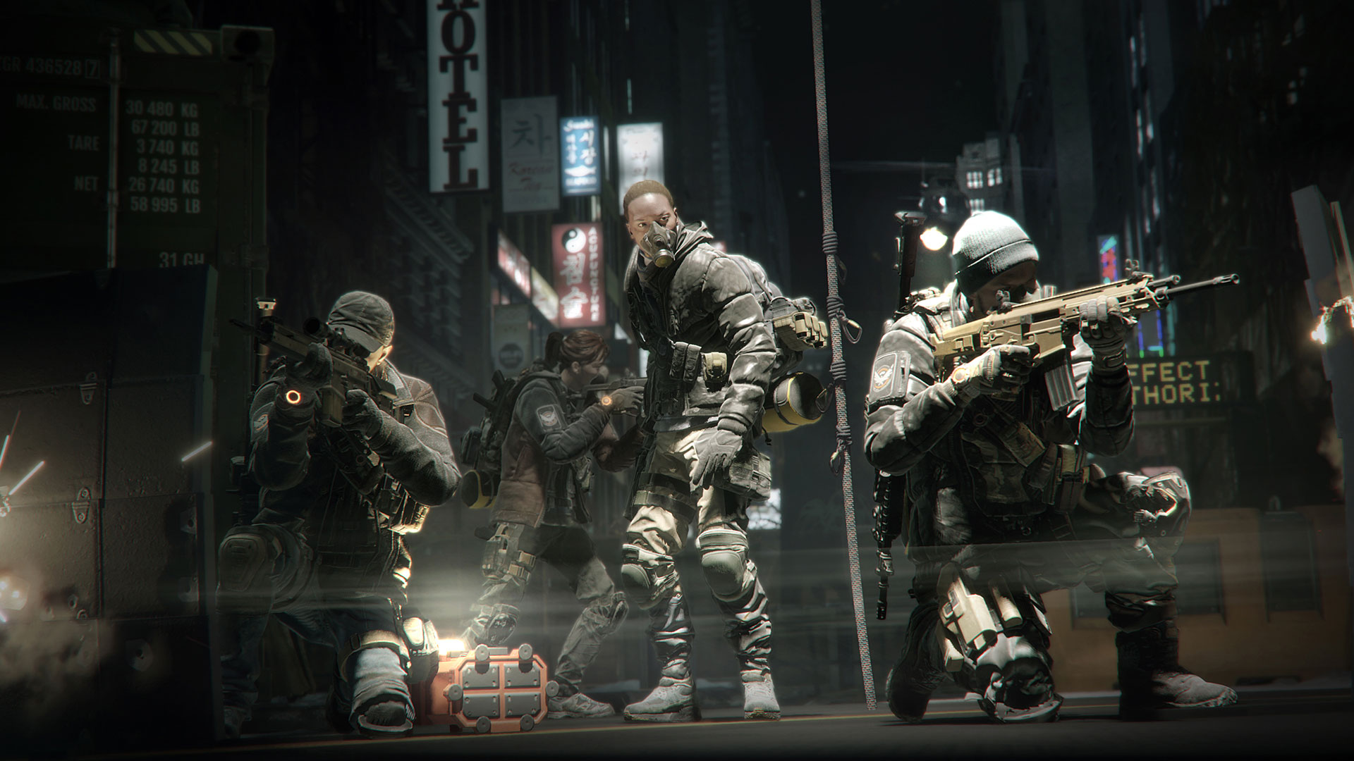 The Division end-game guide