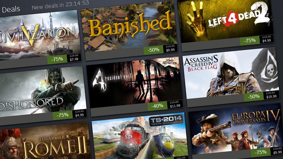 The Best Steam Summer Sale Deals Day 8 Pc Gamer