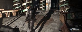 Splinter Cell Blacklist light and shadow