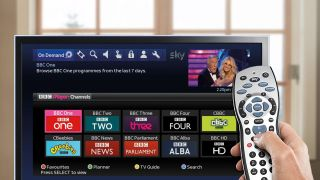 iPlayer finally hits Sky+