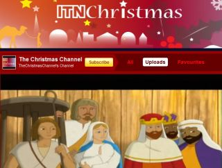 ITN gets into the Christmas spirit