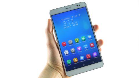 Huawei MediaPad X1 review