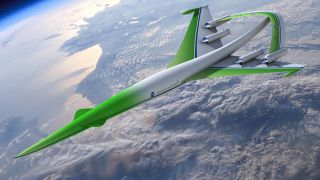 Successful test flight brings 'hypersonic' jet travel closer