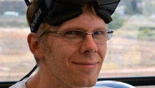 John Carmack and the Oculus Rift