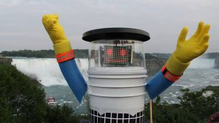 Hitchbot the robot