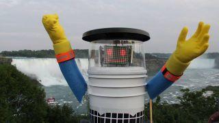 Hitchbot the robot