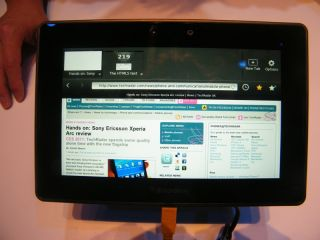BlackBerry PlayBook to come with 7digital