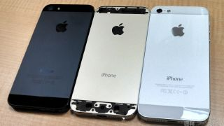iPhone 5S leaks from Japan