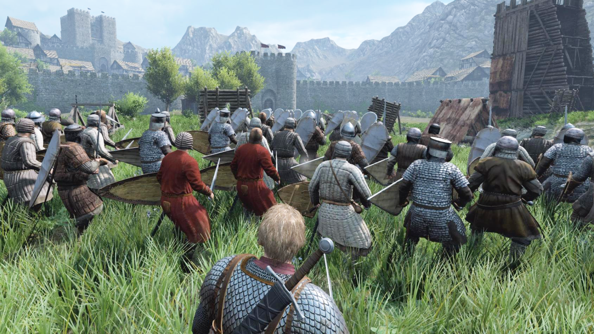 Mount & Blade 2: Bannerlord gameplay demonstration | PC Gamer