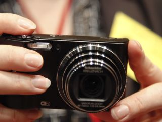 Hands on: Samsung WB150F review