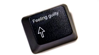 The Feeling Guilty button: it's the only way to save music, movies and books