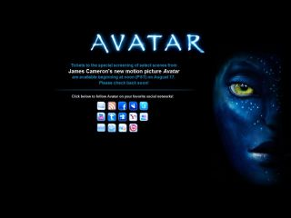 Avatar to be shown in cinemas this week