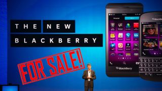 BlackBerry finally admits it might sell up