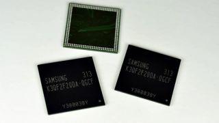 Samsung 4GB LPDDR3 DRAM announced