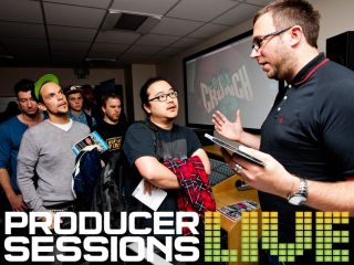 Could your remix be the star of Producer Sessions Live 2011