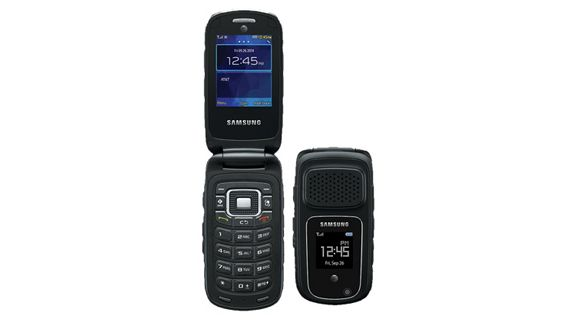 Samsung And At Amp T Are Launching A Rugged New Flip Phone