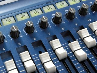 Getting the faders in the right places isn t easy