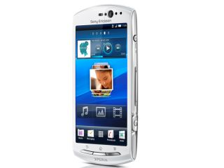 Sony Ericsson Xperia Neo V unveiled with Android 2 3 4