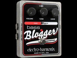 The EHX Bass Blogger allows you to swtich between distortion and fuzz