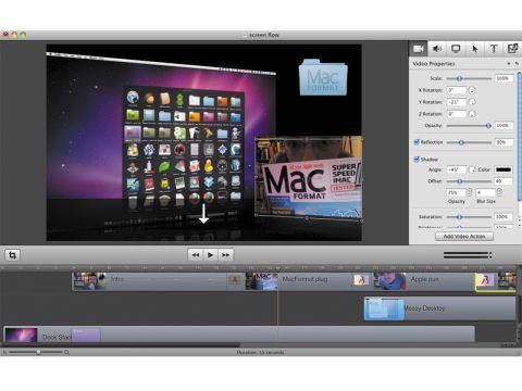 Telestream ScreenFlow 2.0