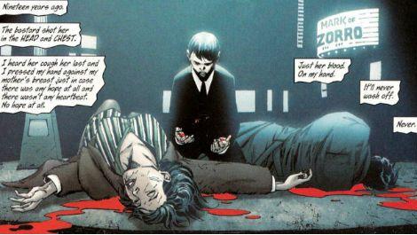 Batman v Superman will include Bruce Waynes parents murder