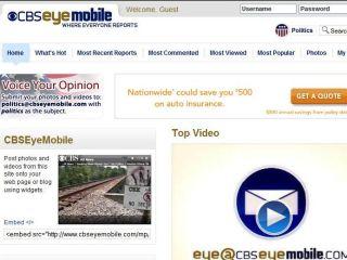 CBS Eyesight Mobile