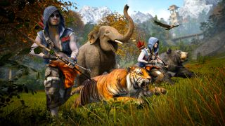 Far Cry 4 multiplayer