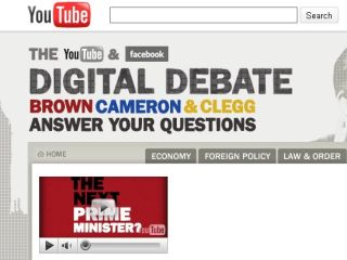 Digital Debate on Facebook and YouTube