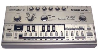 Synths such as Roland's TB-303 can give you great bass sounds, but you still need to get your groove on.