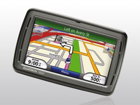 Garmin Nüvi 860T-Main